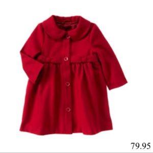 Gymboree Jackets & Coats - ❌SOLD❌ Gymboree Holiday Traditions petticoat & hat